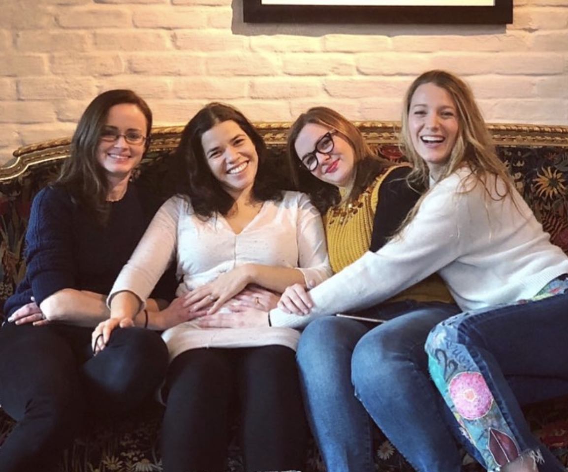 Amber Tamblyn's birthday message for America Ferrera will make you call your best friends ASAP