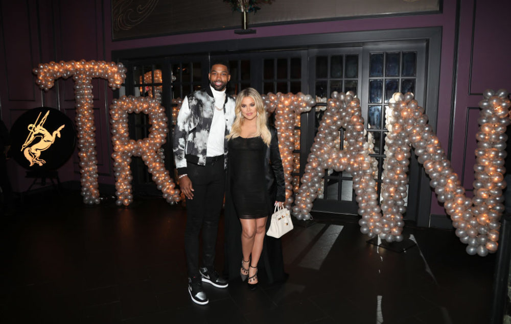 Tristan Thompson is reportedly living separately from Khloé Kardashian right now