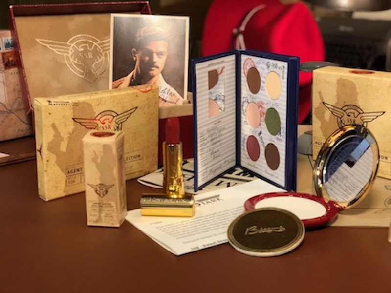 The Bèsame Cosmetics x Agent Carter​ ​makeup collection is perfect for all of your glam spy needs