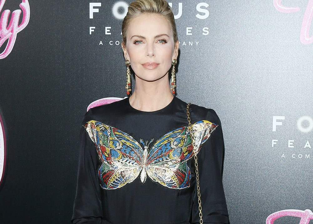 "Charlize Theron got real about her ""very long"" weight-loss journey after filming <em>Tully</em>"