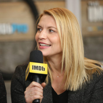 Claire Danes revealed what it was like trying to keep her pregnancy a secret on the set of <em>Homeland</em>