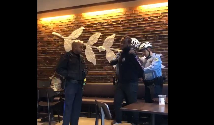 The two men arrested at Starbucks gave their first interview, saying they were afraid for their lives