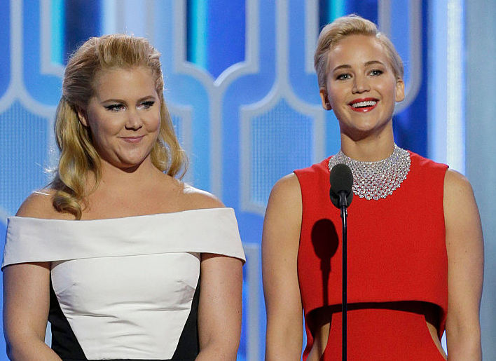 Amy Schumer shared a text Jennifer Lawrence sent her, and it's basically every BFF meme on Instagram