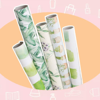 WANT/NEED: The prettiest gift wrap you've ever seen, and more stuff you want to buy