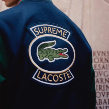 The Supreme x Lacoste spring collection dropped today, and we've already got bad news to share