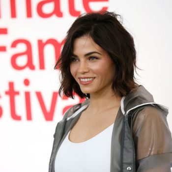 Channing Tatum liked Jenna Dewan's recent lingerie pic on Insta, so it seems like they're doing okay