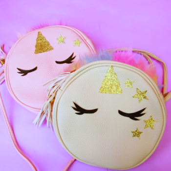 This DIY unicorn purse is the logical next step for your unicorn obsession