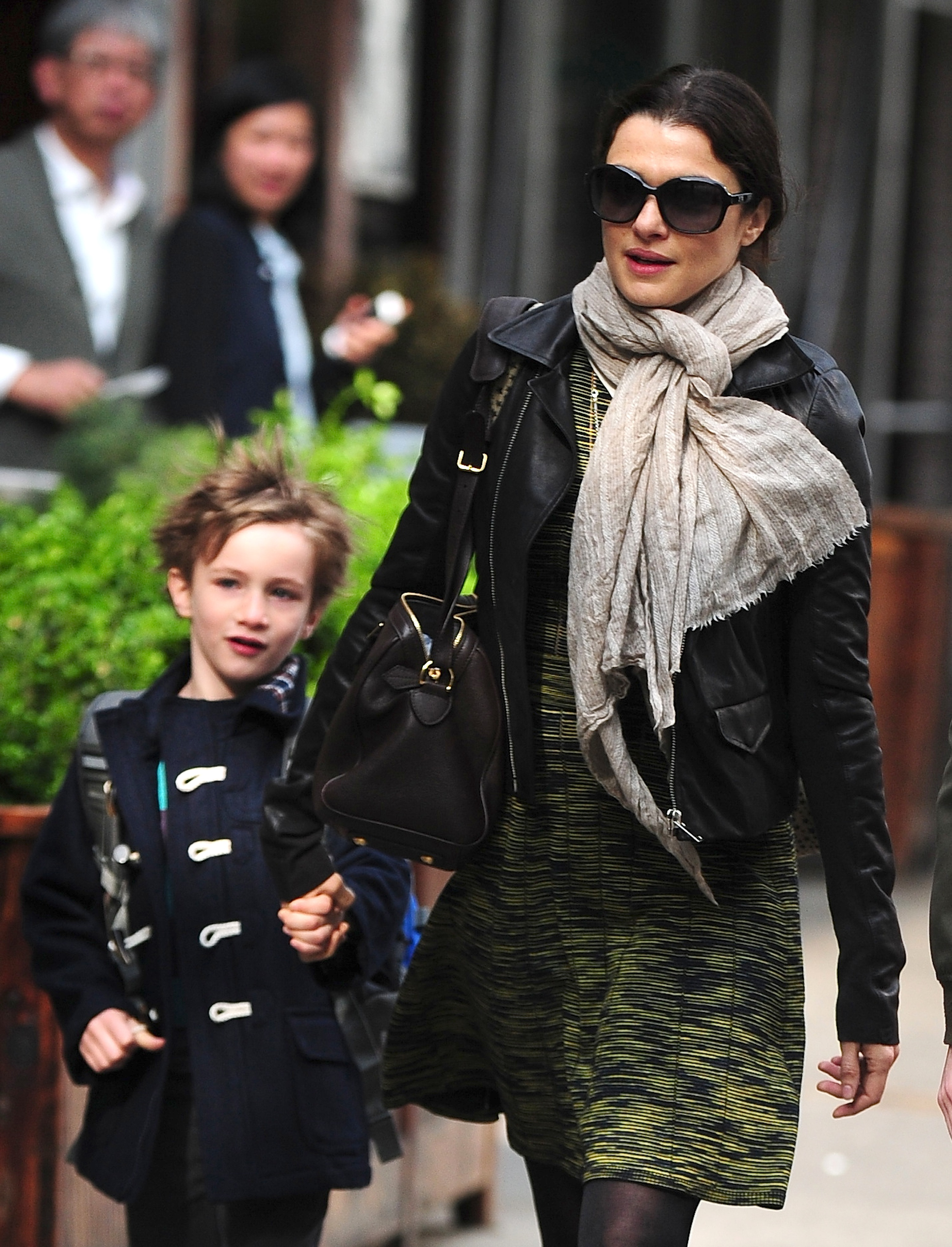 Rachel Weisz Has A Son With Darren Aronofsky In Case You Missed It