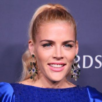 Busy Philipps walks around naked to set a good example for her daughters, because she's the ultimate cool mom