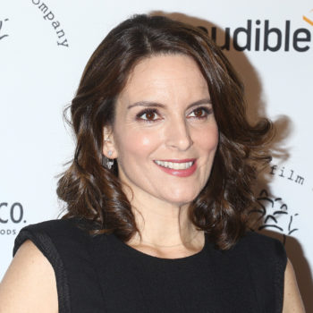 """Tiny Fey claims she made up the <em>30 Rock</em> reboot rumor because she's """"thirsty for attention"""""""