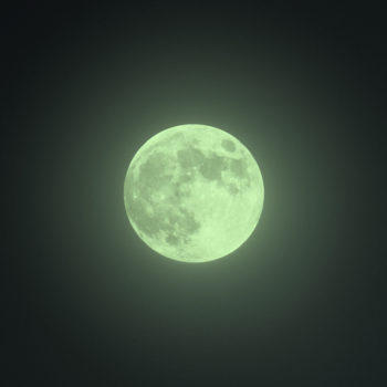 Will there be a green moon on 420?