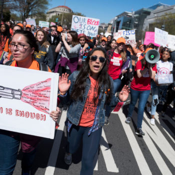 These pictures from the second National School Walkout will make you tear up