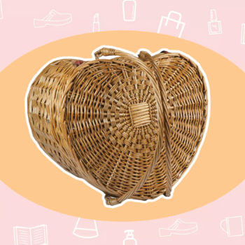 WANT/NEED: A heart-shaped picnic basket, and more stuff you want to buy