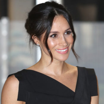 Meghan Markle's latest look is giving us Jackie O vibes