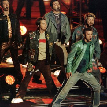 """*NSYNC is opening up a """"Dirty Pop-Up"""" and yes, it's gonna be happening in May"""
