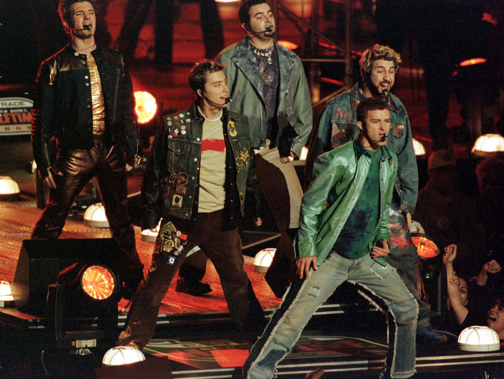 "*NSYNC is opening up a ""Dirty Pop-Up"" and yes, it's gonna be happening in May"