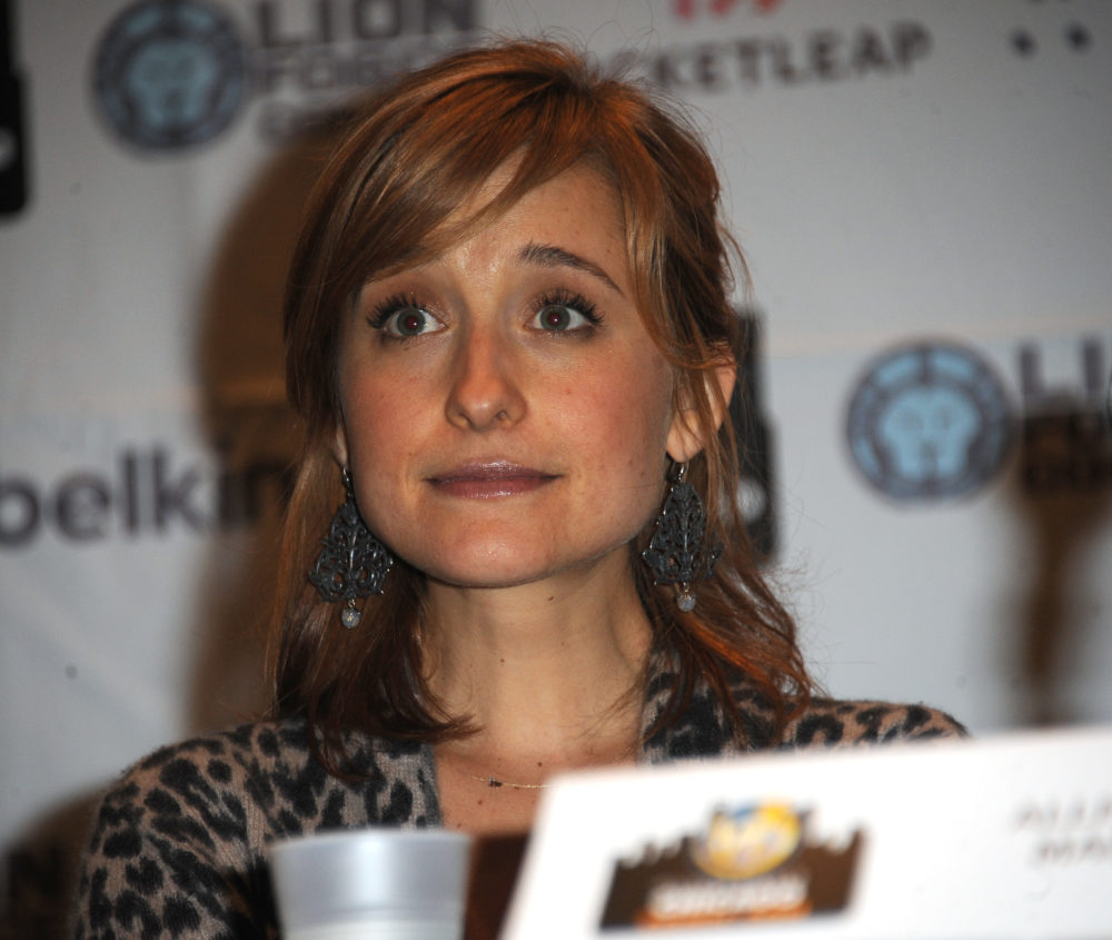 <em>Smallville</em> actress Allison Mack has been arrested for her involvement in Nxivm, an alleged sex cult