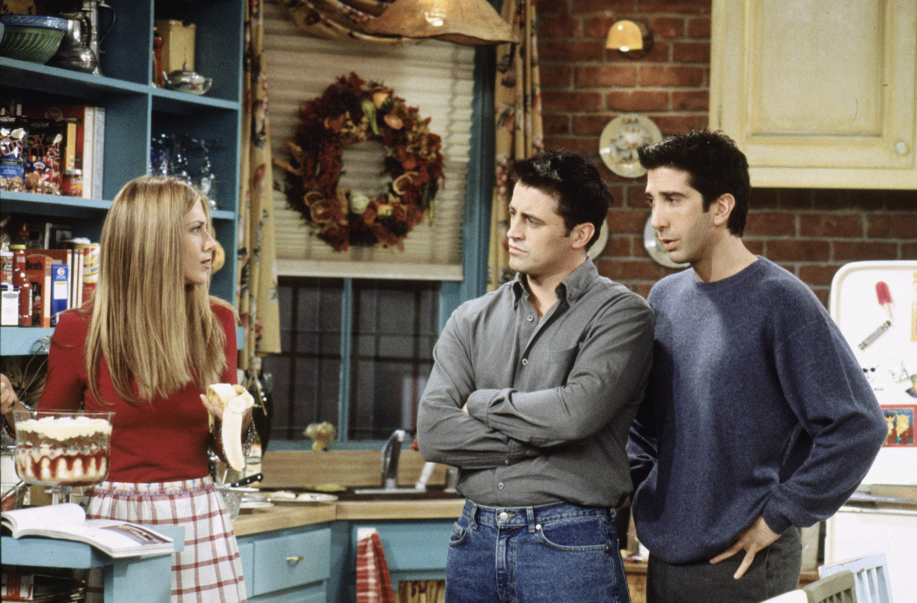 Apparently, that Thanksgiving trifle scene on <em>Friends</em> was a LOT grosser than it looked