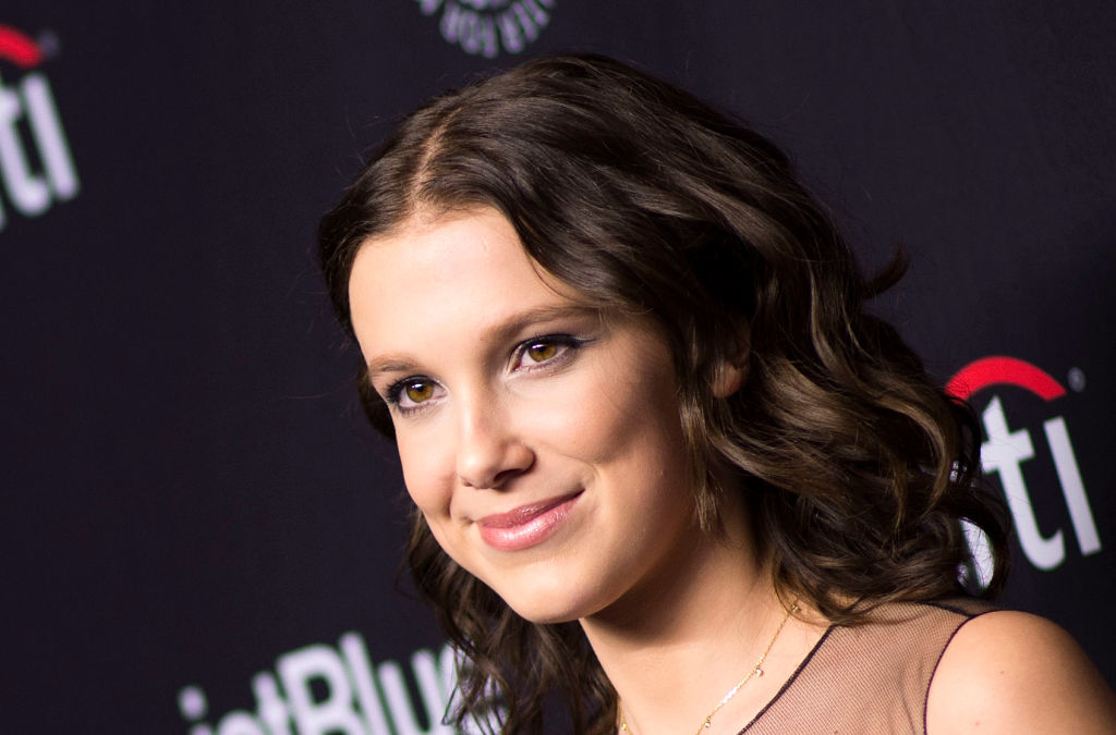 Millie Bobby Brown got super real about the importance of self-love and kindness, and we couldn't agree more