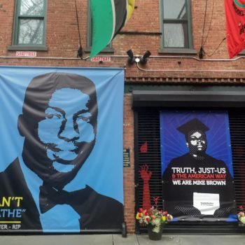 Federal prosecutors recommend civil rights charges in the 2014 death of Eric Garner