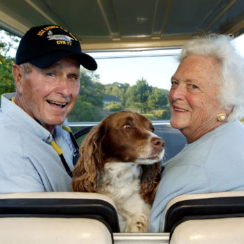 George H.W. Bush's anniversary letters to Barbara Bush will make you believe in love again