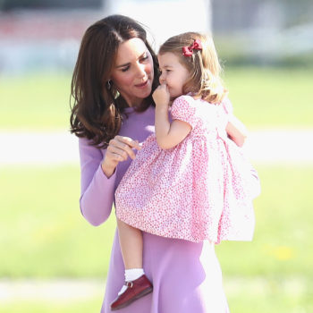 Princess Charlotte just made feminist history after the birth of her little brother