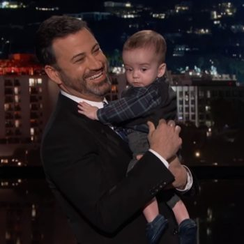 Jimmy Kimmel shared a photo of son Billy on his first birthday, and his message will make you cry