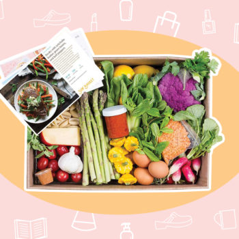 WANT/NEED: A meal delivery kit that saved me during a stressful AF week, and more stuff you want to buy