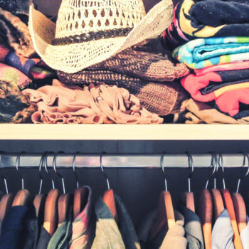 No closet? No problem! Behold, the 8 most creative ways to store your clothes
