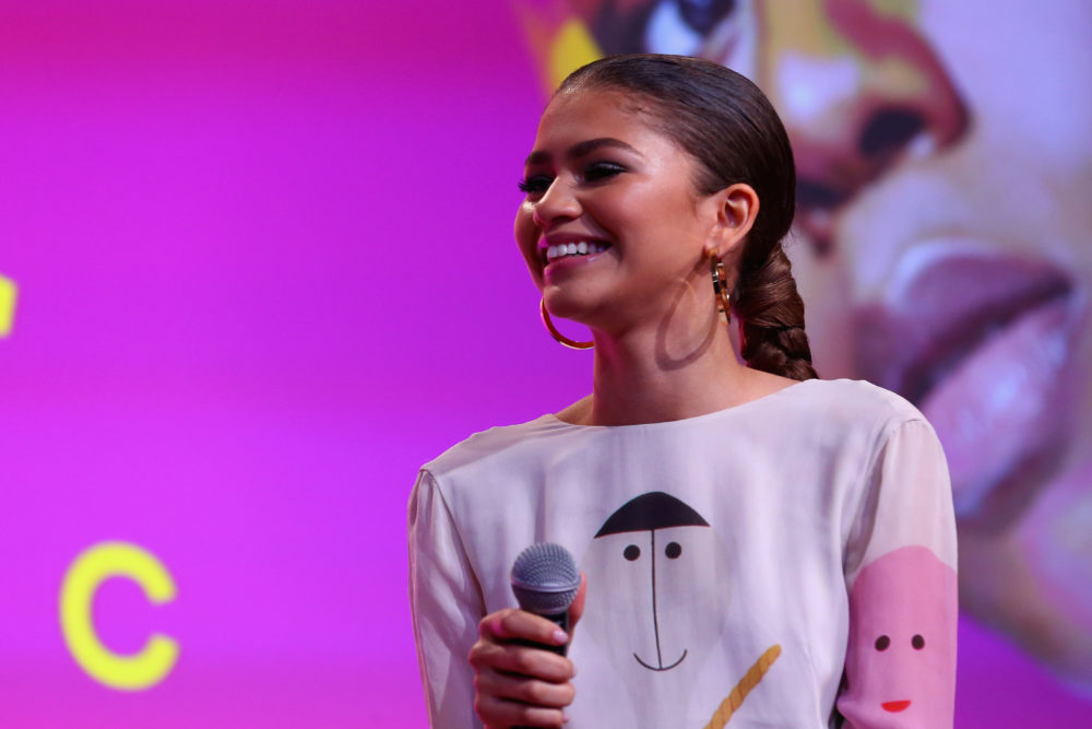 Zendaya gave the most heartfelt and thoughtful comments about black women and colorism in Hollywood, and Twitter is *loving* it