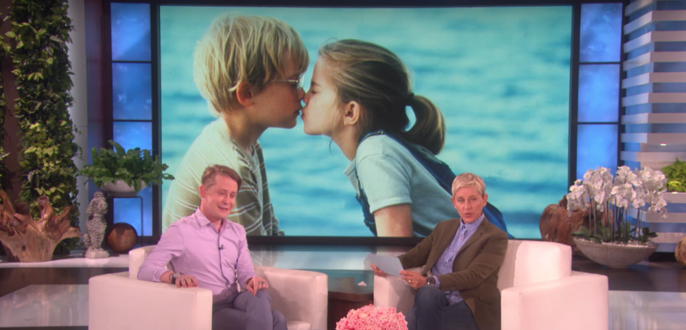 Macaulay Culkin did *not* want to do that kiss in <em>My Girl</em>, and consider our childhood crushed