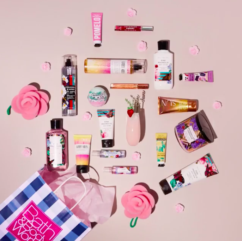 Bath and Body Works' new collection has everything you need to pamper your mom this Mother's Day