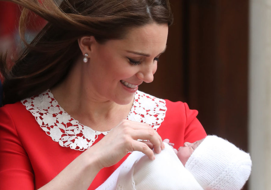 How the third royal baby's delivery differed from Prince George and Princess Charlotte's