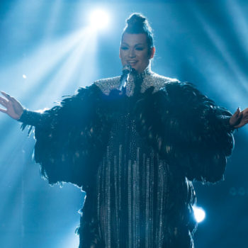 <em>American Idol's</em> first drag queen has joined the Top 10, and this is ICONIC