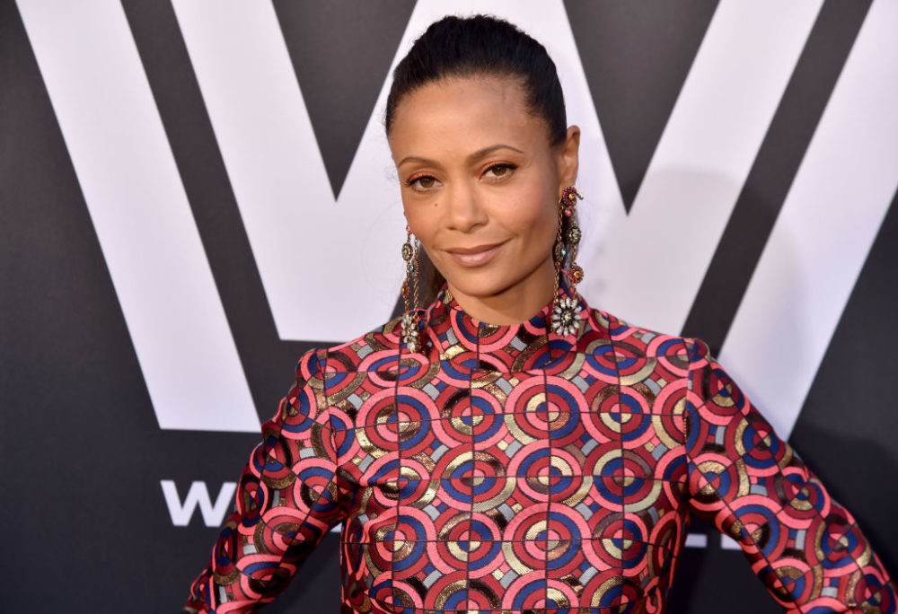 """Thandie Newton says she was ignored by the Time's Up movement because she """"wasn't mainstream enough"""""""