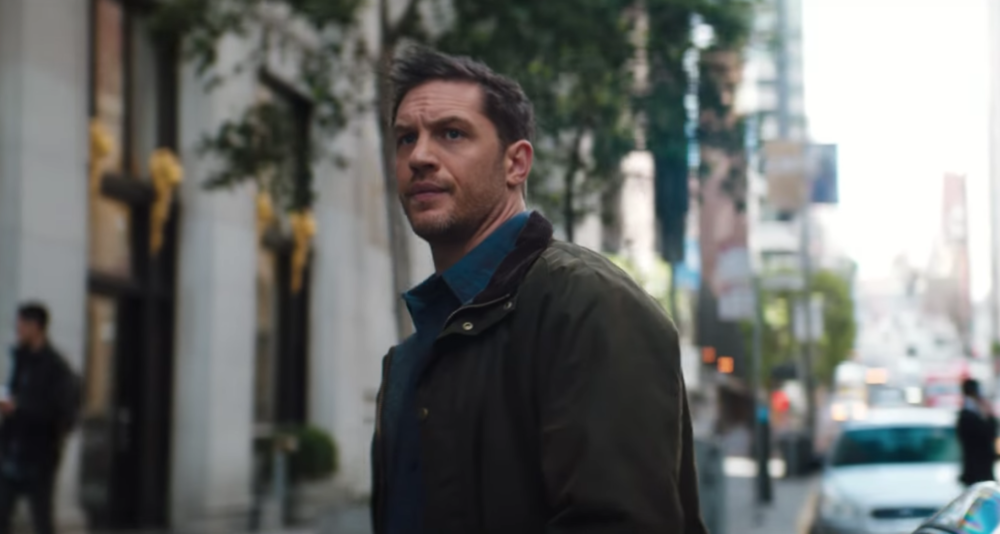 The latest <em>Venom</em> trailer gives us a terrifying look at Tom Hardy's anti-hero