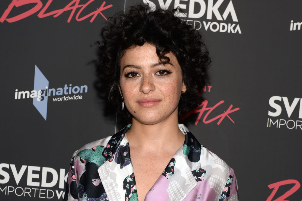 Alia Shawkat spoke out about the sexual harassment allegations against Jeffrey Tambor — and supports his accusers