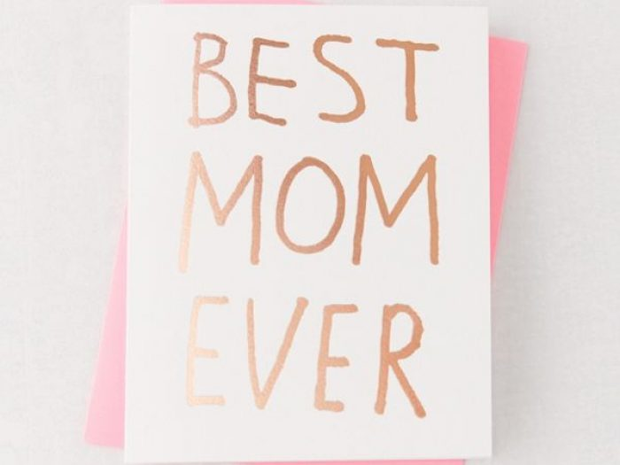 best mom ever card, mothers day gifts