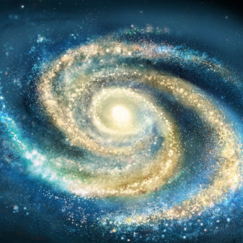 This new map of the Milky Way will make you want to wish upon 1.7 billion stars