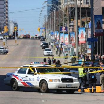 Victims of the Toronto van attack were mostly women