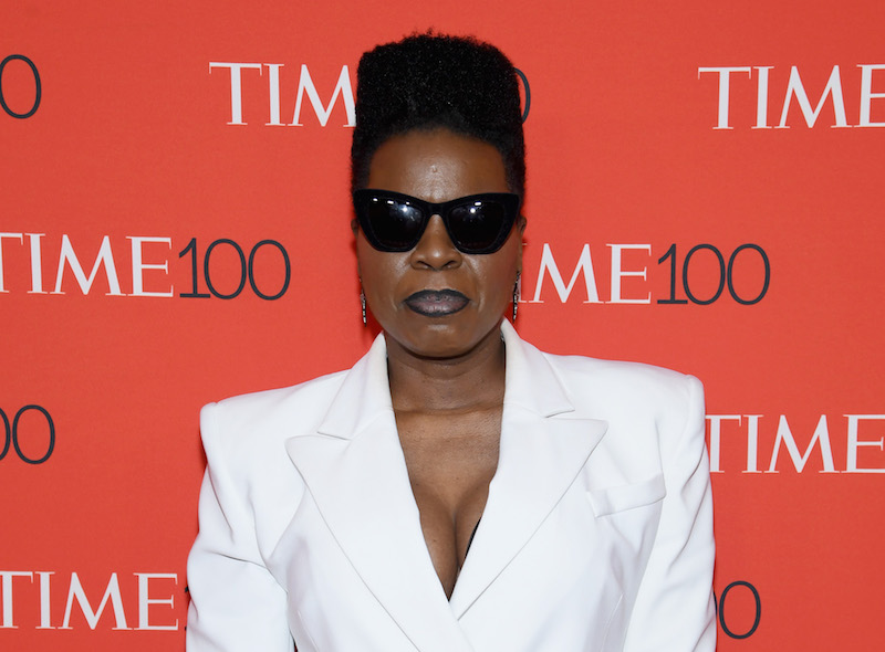 Leslie Jones slayed with her Grace Jones tribute on the TIME 100 Gala red carpet