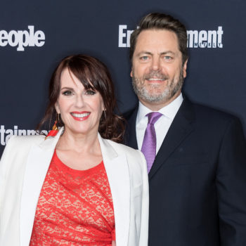 Nick Offerman's love for Megan Mullally is exactly what you need to get you through all the recent celeb breakups