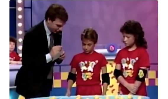 "Nickelodeon is officially bringing back ""Double Dare,"" so grab your slime-proof goggles"
