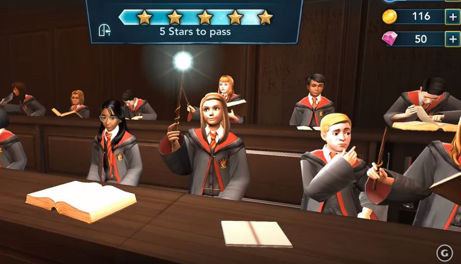 "4 spell-binding classes you can take in the new ""Harry Potter: Hogwarts Mystery"" game"