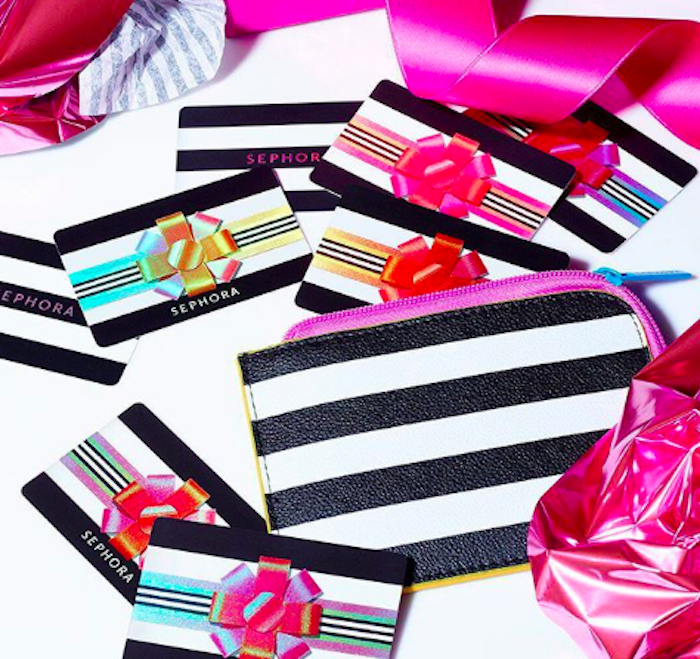 Sephora is giving away $20 gift cards for Mother's Day, but there's a tiny catch