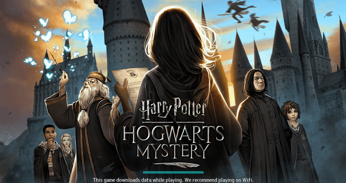 "How to play the ""Harry Potter: Hogwarts Mystery"" game"