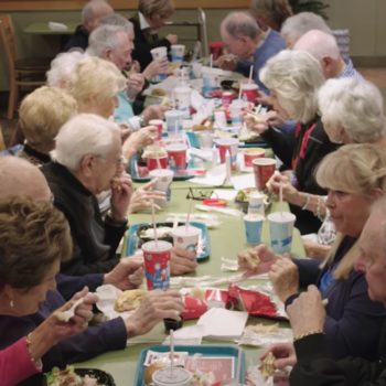 <em>Wendy's Shabbat</em>, a film about Jewish grandparents who mark Shabbat at Wendy's every week, will make you feel good about humanity