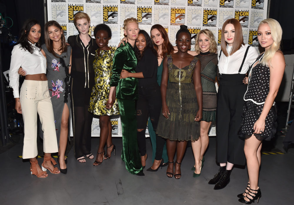 Danai Gurira gave an update about the rumored all-female <em>Avengers</em> — and seriously, Marvel, what's the holdup?