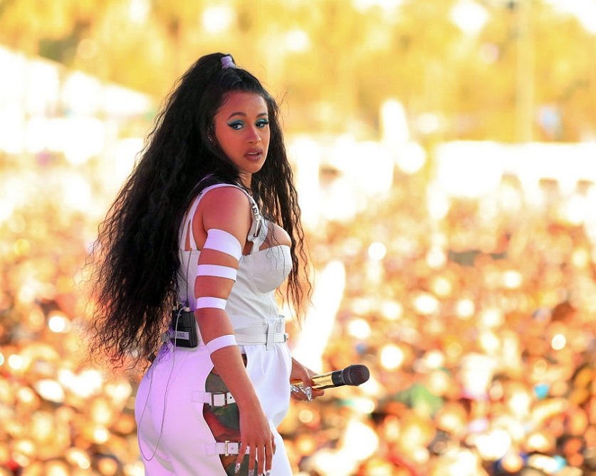 Cardi B Pretty: Cardi B Is Canceling Some Performances To Focus On Her