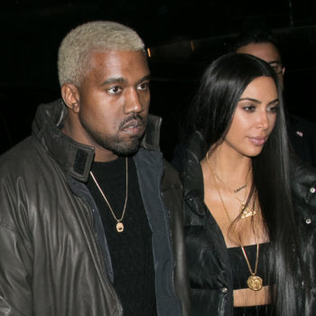 Kim Kardashian called Kanye out for sharing pictures of their home, which they apparently agreed not to do